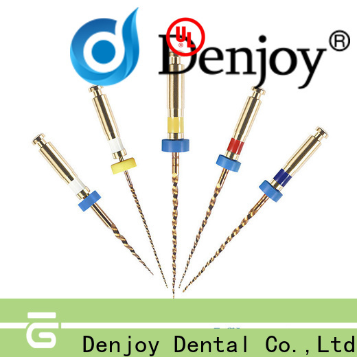 Custom rotary endo file Suppliers for dentist clinic