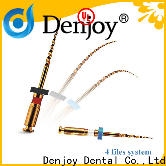 Wholesale Rotary file denjoy for business for dentist clinic