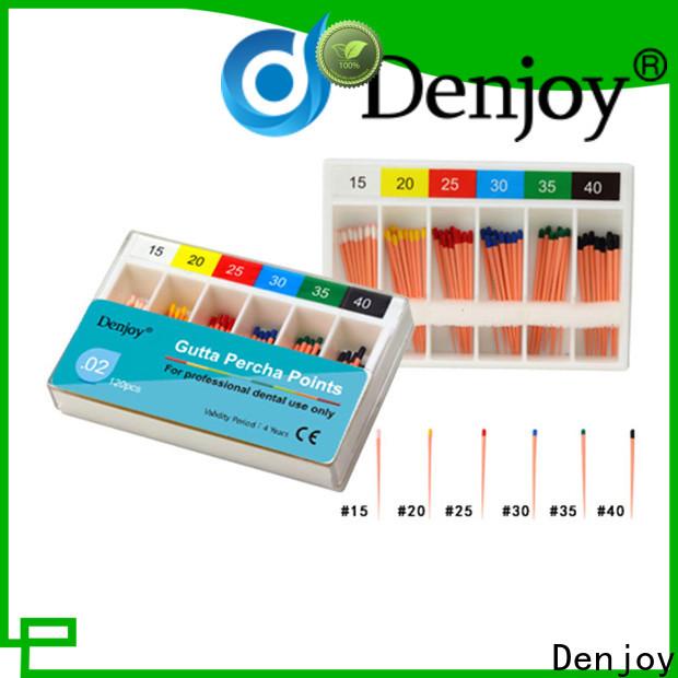 Denjoy Wholesale dental gutta percha company for hospital