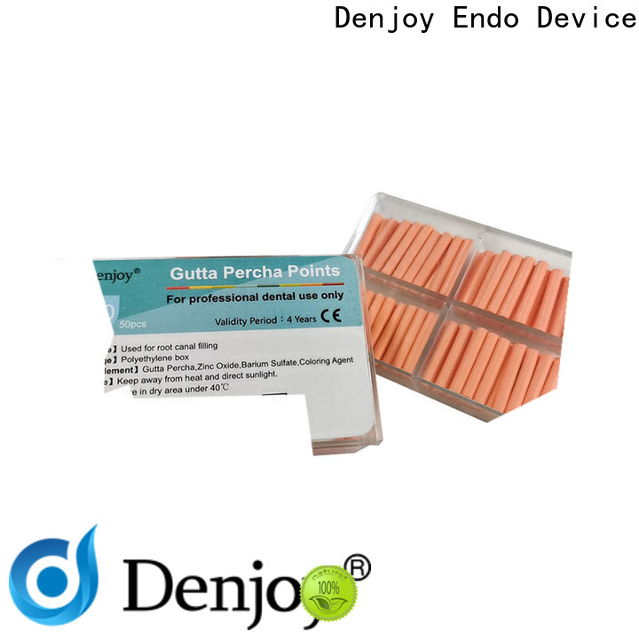 Denjoy material dental gutta percha for business for hospital