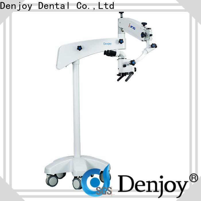 Denjoy Top Medical microscope factory for hospital