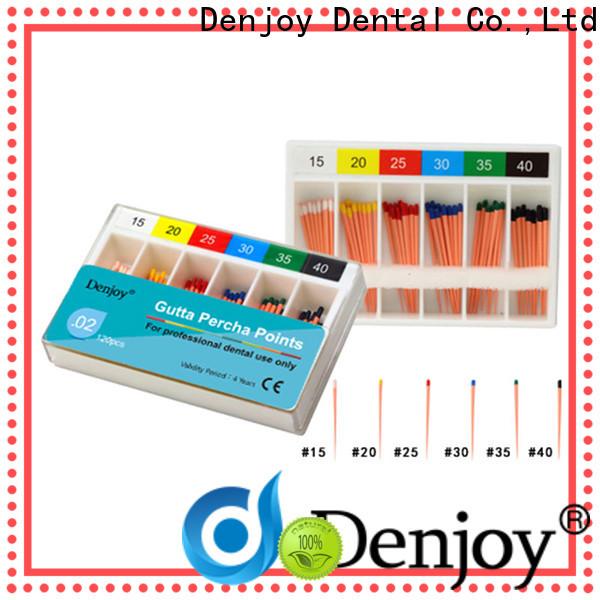 Denjoy High-quality GP point for dentist clinic
