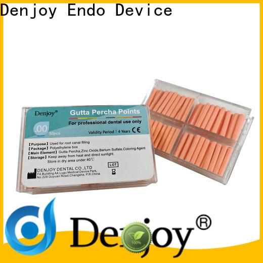 Denjoy Wholesale dental gutta percha manufacturers for hospital