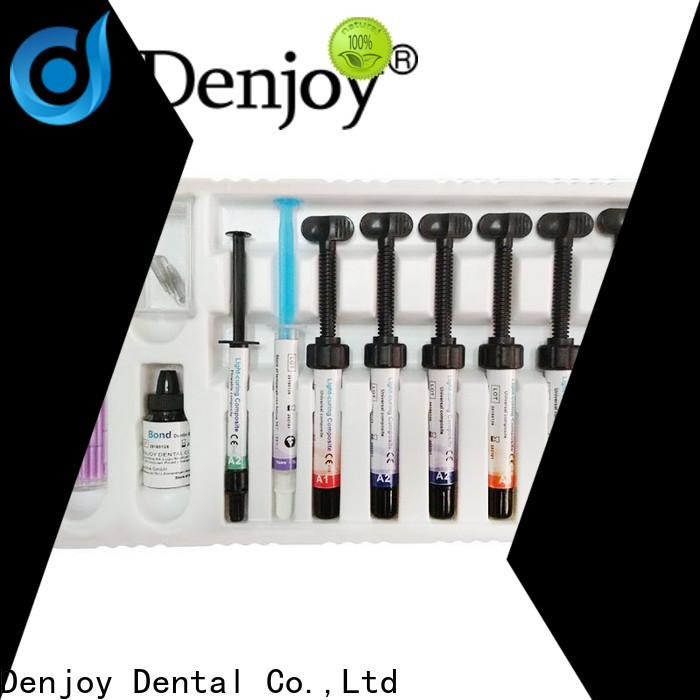 Top dental resin kit filling manufacturers for hospital