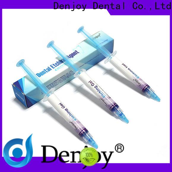 Denjoy gel dental etching gel manufacturers for hospital