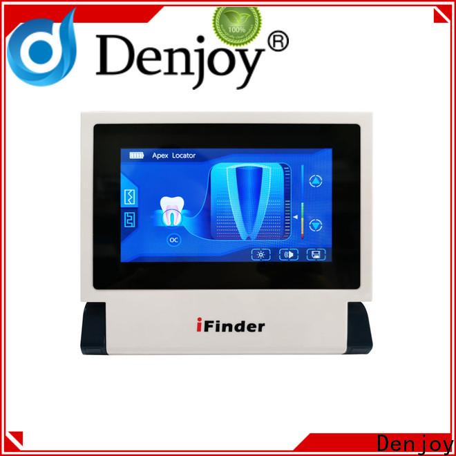 Denjoy New electronic apex locator for hospital