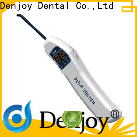 Denjoy Custom electric pulp tester manufacturers for dentist clinic