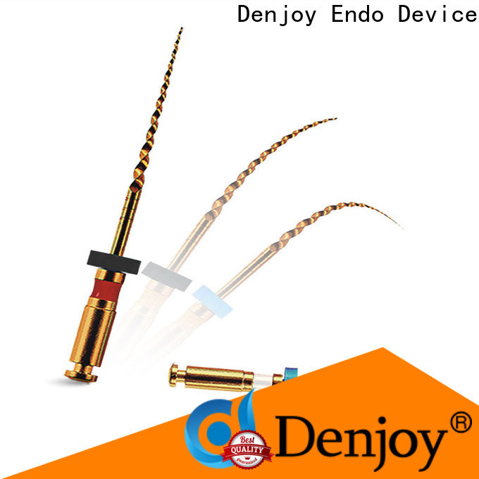 Denjoy flexible endo rotary files company for hospital