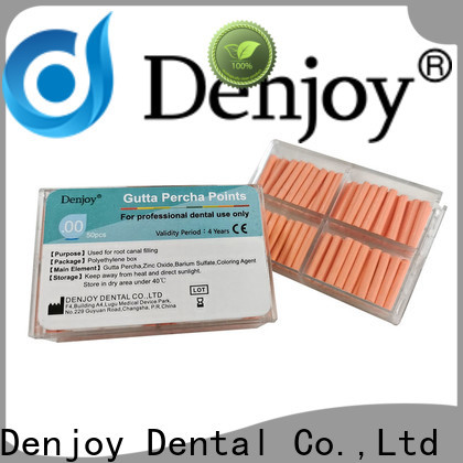 Denjoy Top paper point manufacturers for dentist clinic