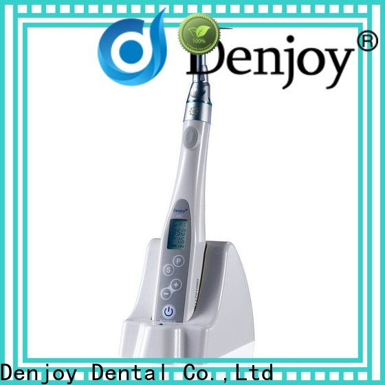 Denjoy New dental endo motor with apex locator for business for dentist clinic