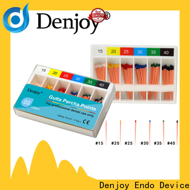 Denjoy denjoy Gutta percha point company for hospital