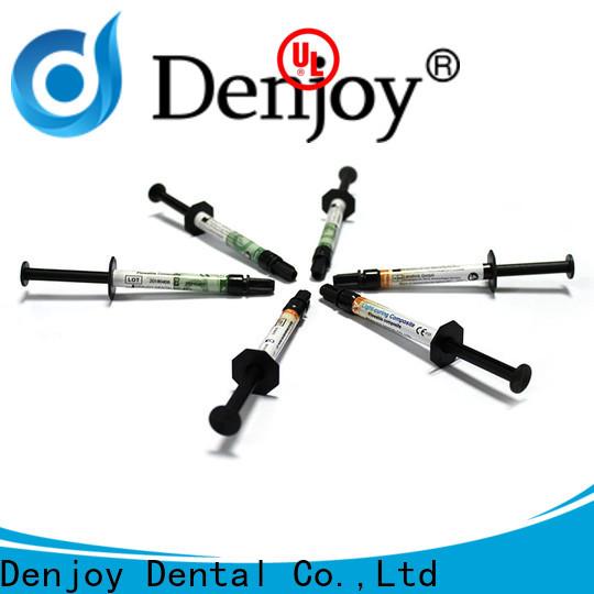 Denjoy composite dental composite resin Supply for hospital