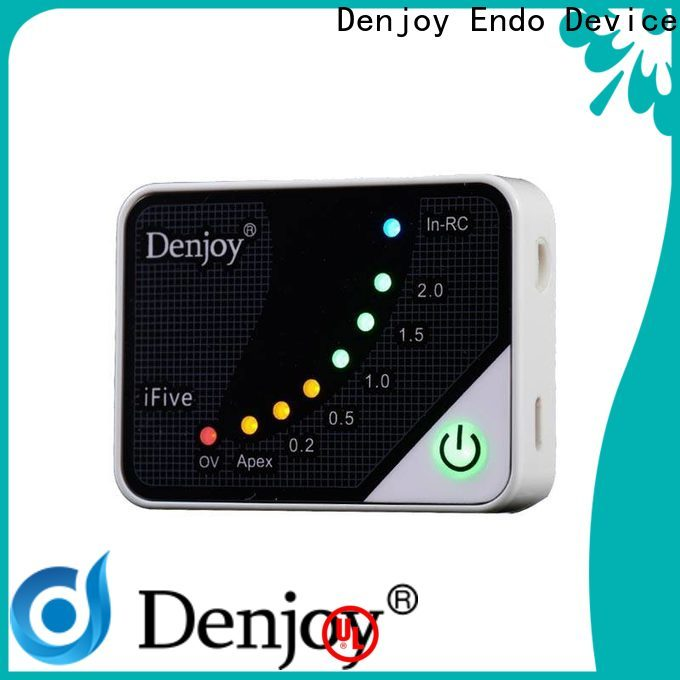 Denjoy highprecision apexlocatorendodontic Suppliers for hospital