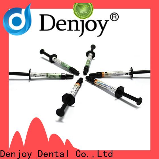 Top dental filling material resin for business for dentist clinic