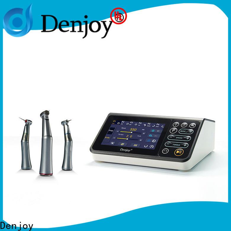 Denjoy Top dental electric motor factory for hospital