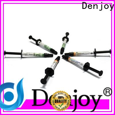 Denjoy New dental composite resin Supply for hospital