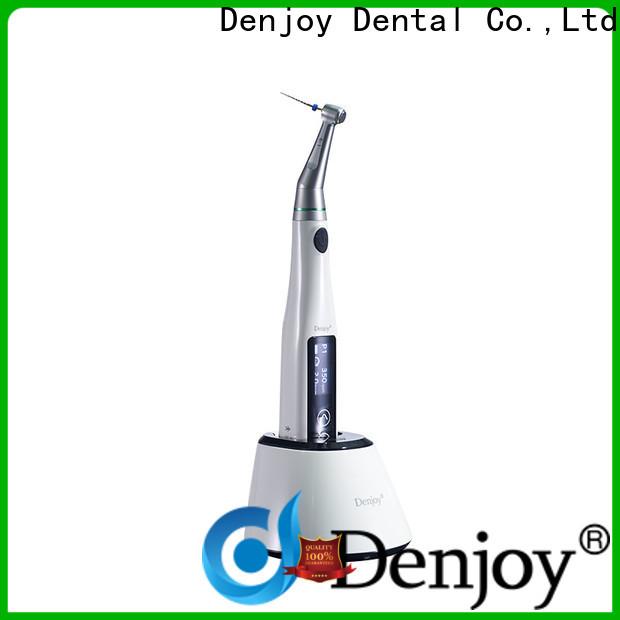 Denjoy Wholesale reciproc endo motor manufacturers for dentist clinic