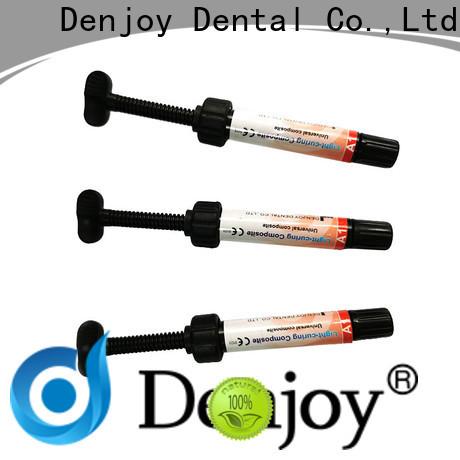 dental composite resin dental company for dentist clinic