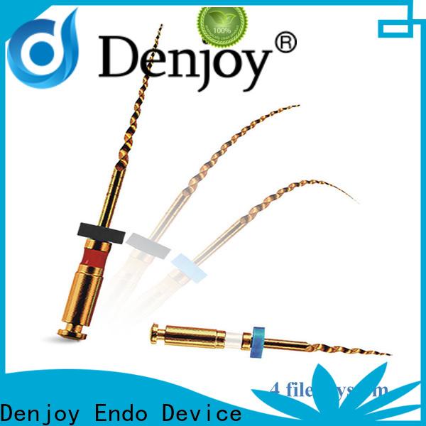 Denjoy endodontic rotary instruments Supply for hospital
