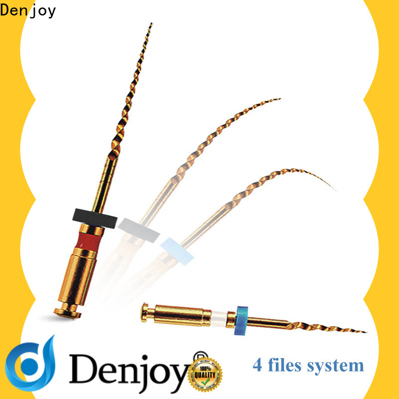 Denjoy file dental instruments manufacturers for hospital