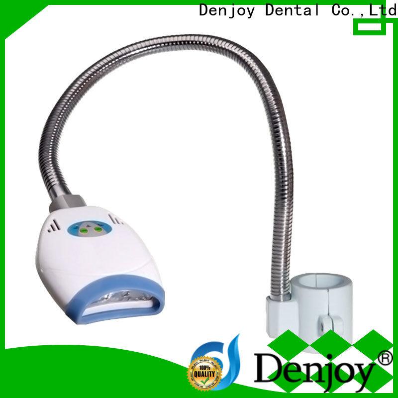 Top LED whitening light blue for dentist clinic