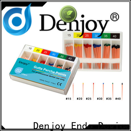 Denjoy percha paper point for business for dentist clinic