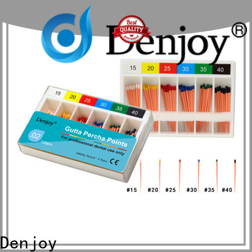 Denjoy material paper point factory for hospital