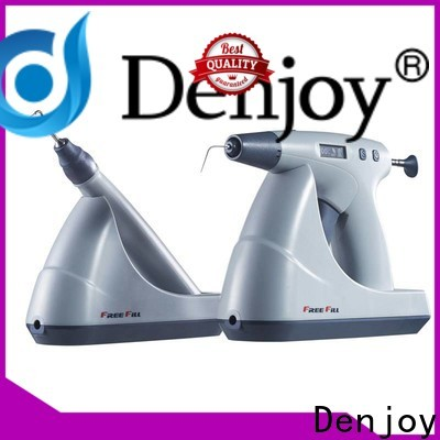 Denjoy Custom cordless gutta percha obturation system manufacturers for dentist clinic