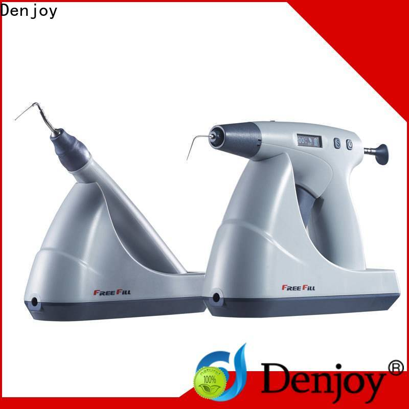 Denjoy alloy endodontic obturation factory for hospital