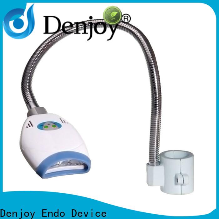 Denjoy portable LED whitening light manufacturers for dentist clinic