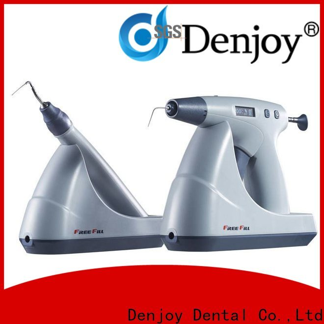 Denjoy gutta endodontic obturation factory for dentist clinic