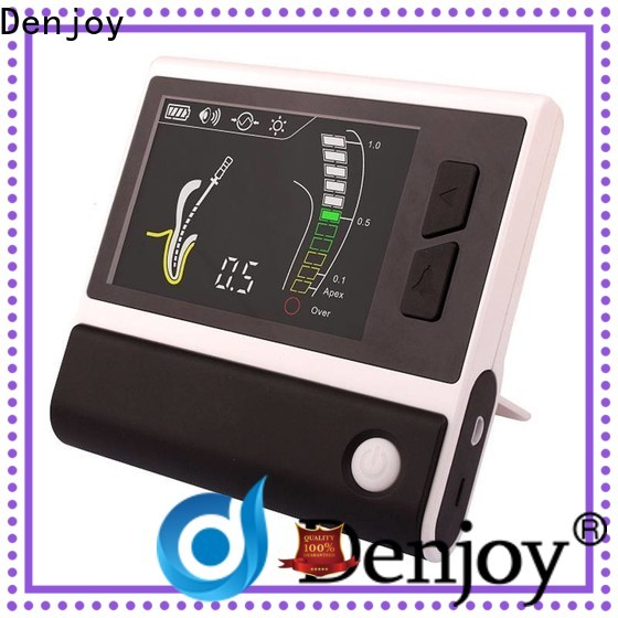 Denjoy Custom apex locator endodontic company for dentist clinic