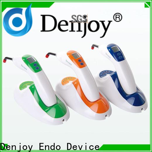 Denjoy dental curing light manufacturers for hospital