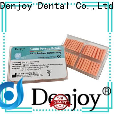 Denjoy filling GP point company for hospital