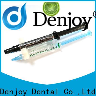 Denjoy dental tooth bleaching gel for hospital