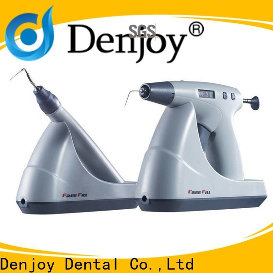 Denjoy Top cordless gutta percha obturation system company for dentist clinic