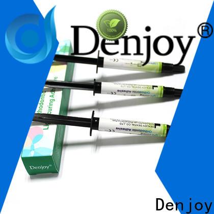 Denjoy Custom ortho adhesive company for dentist clinic