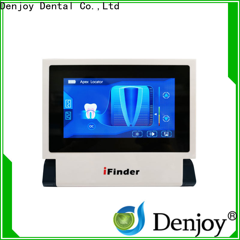Top electronic apex locator breathing for business for dentist clinic