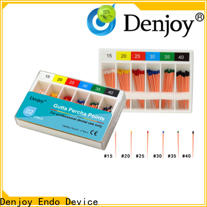High-quality GP point denjoy manufacturers for dentist clinic