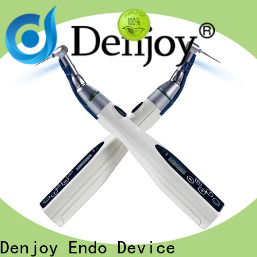 Denjoy High-quality endo motor with apex locator price in india Supply for dentist clinic