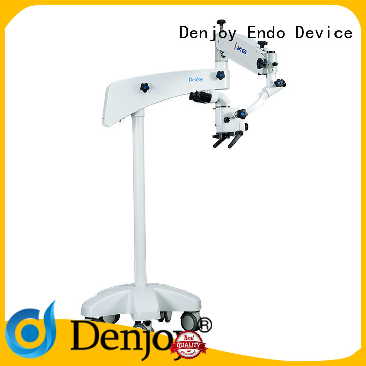 Denjoy arm microscope dental factory for hospital