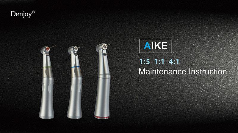 Maintenance Instruction For Handpiece Of Dental Low-voltage Electric Motor