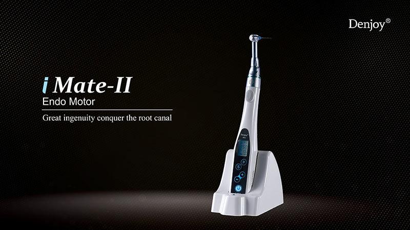 Denjoy Cordless Dental Endo Motor-imate-ii