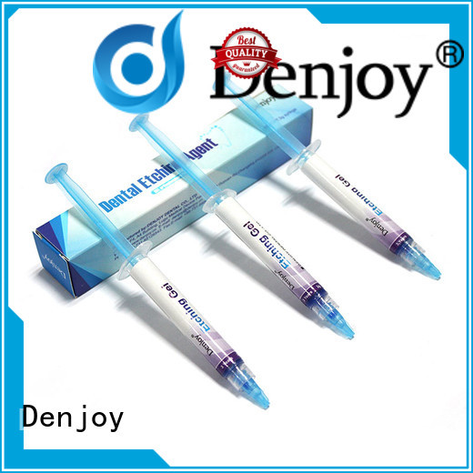 Denjoy etching dental etching gel for business for dentist clinic