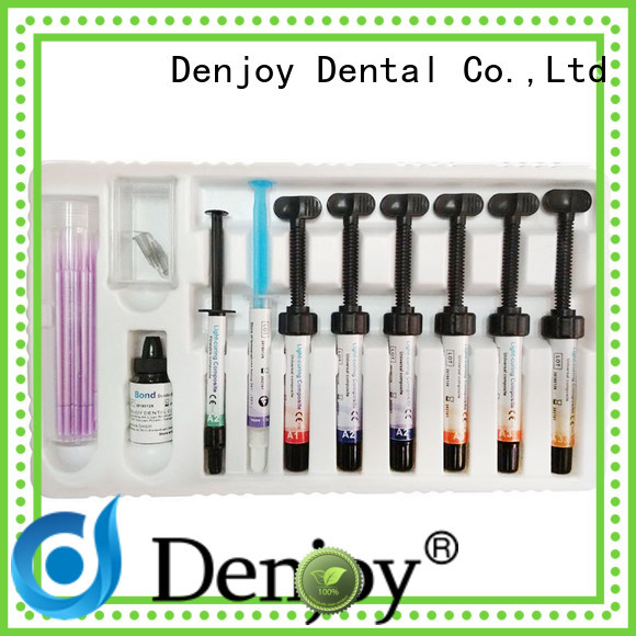 dental resin kit composite Supply for hospital