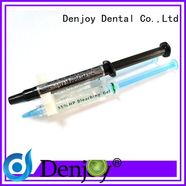 Latest tooth bleaching gel denjoy for business for hospital