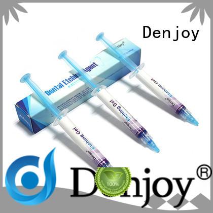 Denjoy New dental etching gel factory for dentist clinic
