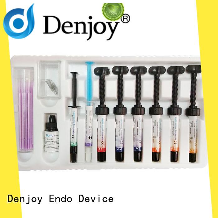Denjoy Custom dental resin kit Suppliers for hospital