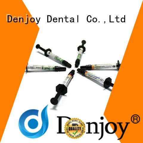 Denjoy resin dental filling material Suppliers for hospital