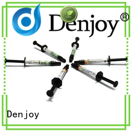 Latest dental composite resin flowable manufacturers for hospital